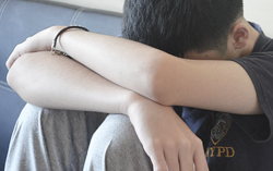 CES Study: Depression & Anxiety in Teen Male