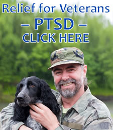 Relief for Veterans PTSD